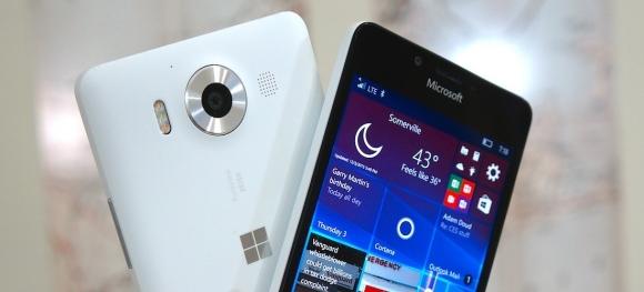 Lumia 950 Serisi için Yeni Güncelleme!