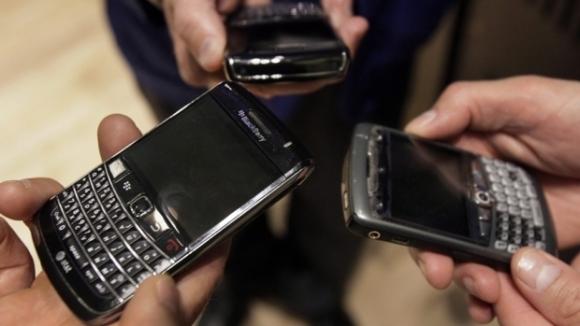 ABD Hükümeti, BlackBerry'den Vazgeçti