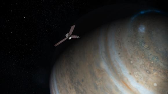NASA Jüpiter'de!