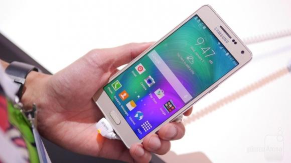 Samsung Galaxy Wide Duyuruldu!