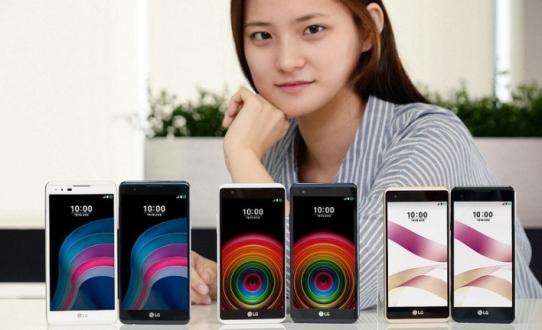 LG'den Yeni X Serisi Akıllı Telefonlar!