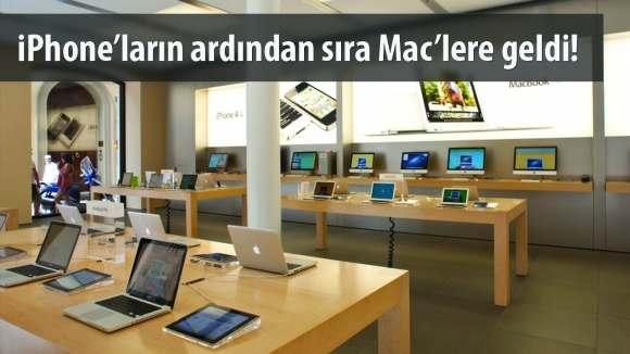 Apple, Mac Fiyatlarına Zam Yaptı!