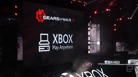 Xbox Play Anywhere için Tarih Verildi