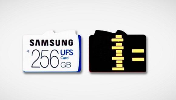 Samsung'dan Dünyanın En Hızlı Hafıza Kartı