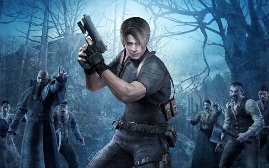 Resident Evil 4 Tekrar Piyasaya Sürülüyor!