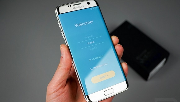Galaxy S7 edge için CyanogenMod 13 Yolda
