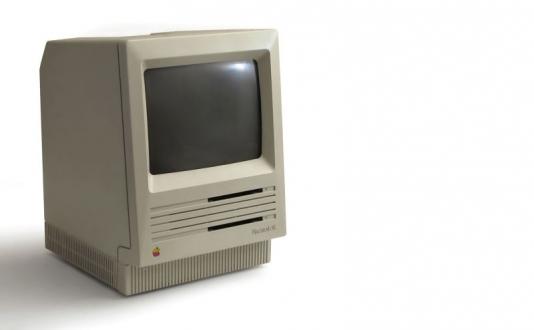 Eski Macintosh'ta Erotik Oyun
