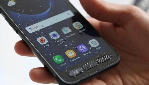 Galaxy S7 Active Su Testini Geçti mi?
