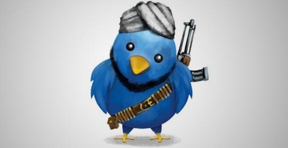Teröristler Artık Twitter'ı Kullanamıyor!