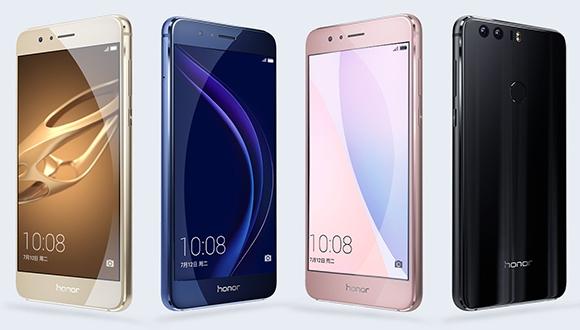 Huawei Honor 8 Duyuruldu!