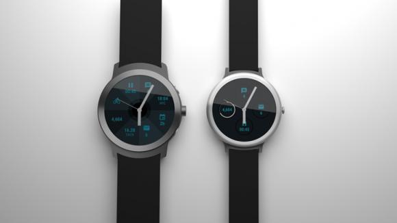 Google'ın Akıllı Saati Görüntülendi!