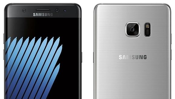Galaxy Note 7'nin İlk Gerçek Görüntüleri