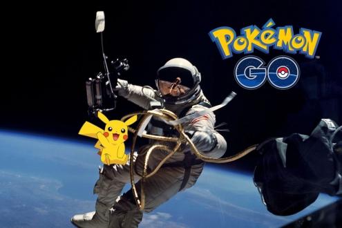 Pokemon GO Uzayda Oynanır mı?