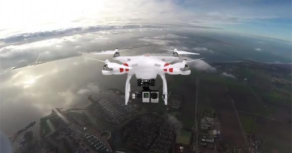 Drone Fotoğrafçılığı Gelişiyor