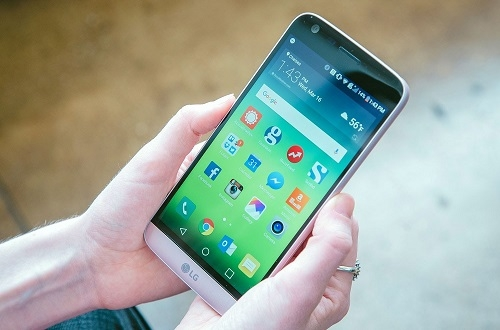LG G5 için Yeni Güncelleme