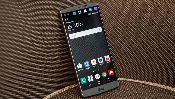 Donanım Canavarı LG V20 Geliyor!