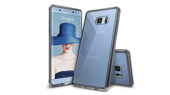 Galaxy Note 7 Aksesuarları Sızdı!