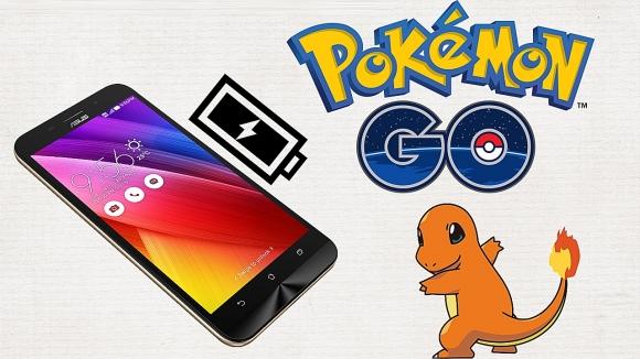 Zenfone Max ile Pokemon GO Pil Testi
