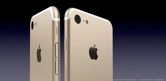 iPhone 7 Yine Videoda Görüldü!