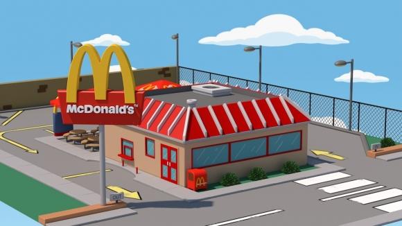 McDonald's'tan Porno Engeli!