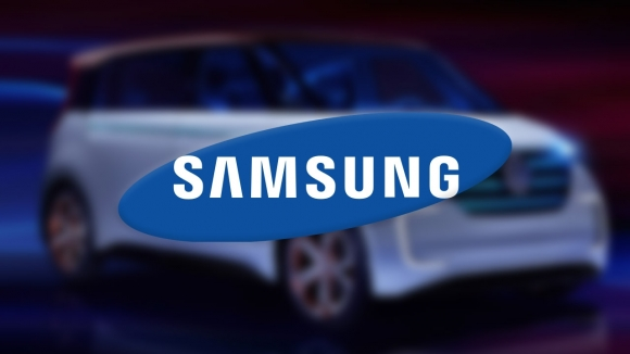 Samsung'dan Otomobil Hamlesi!