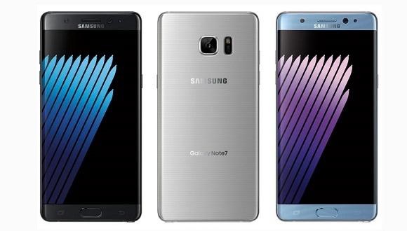 Galaxy Note 7'nin En Net Görüntüsü