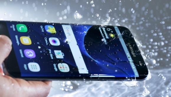 Galaxy Note 7 Suya Dayanıklı Olacak mı?