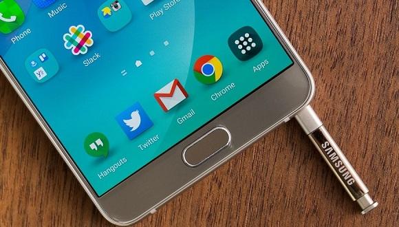 Düz Ekranlı Galaxy Note 7 Sızdırıldı