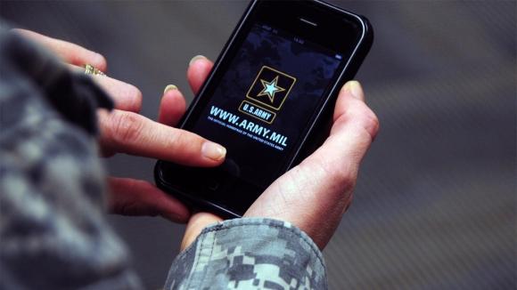 Ordu Android'i Yavaş Buldu iPhone'a Geçiyor