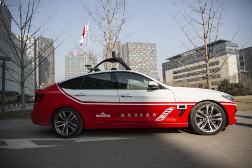 Çin'den Sürücüsüz Otomobile Yasak!