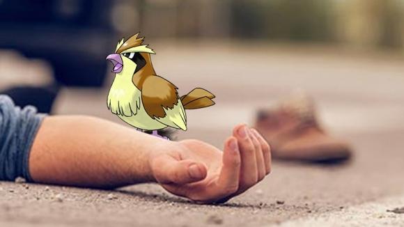 Pokemon GO Öldürdü!