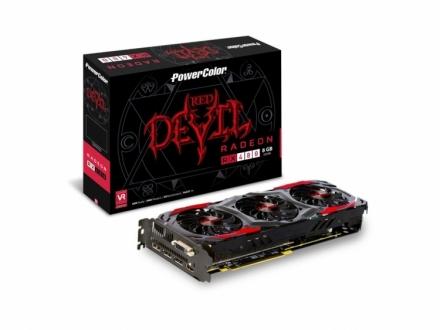 Powercolor RX 480 Red Devil Tanıtıldı