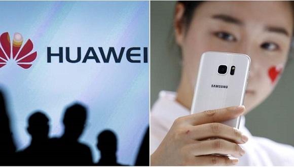 Samsung ve Huawei Arasında Kavga Büyüyor