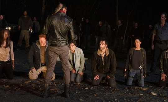 The Walking Dead'in yeni sezonuna tepki!
