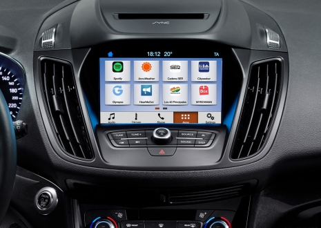 Ford Sync Iphone >> Ford Android Ve Apple A Uyum Sagliyor Shiftdelete Net