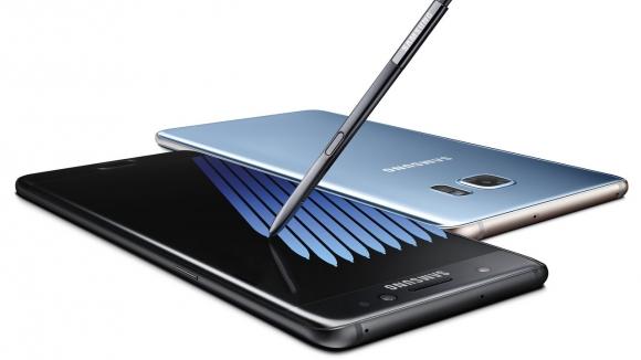 Samsung'dan Galaxy Note 7 yalanlaması!