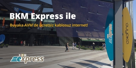 BKM Express'in Ücretsiz WiFi Sunan Akıllı Direği!