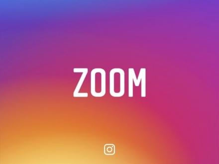 Instagram, Zoom Özelliğini Duyurdu!