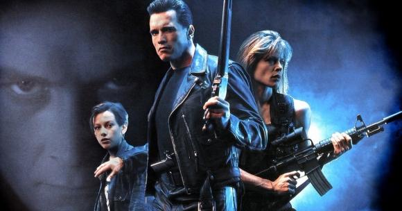 Terminator 2, 3D Olarak Geri Dönüyor!
