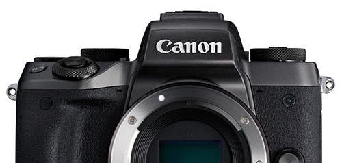 Canon'un Yeni Aynasızı M5 Görüldü