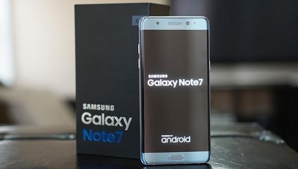 Yenilenen Galaxy Note 7'ler Gönderiliyor!