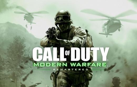 Modern Warfare Remastered Ayrı Satılacak!