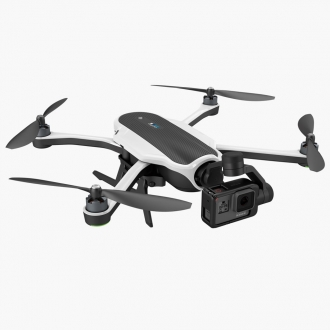 GoPro'nun Yeni Drone'u! GoPro Karma!