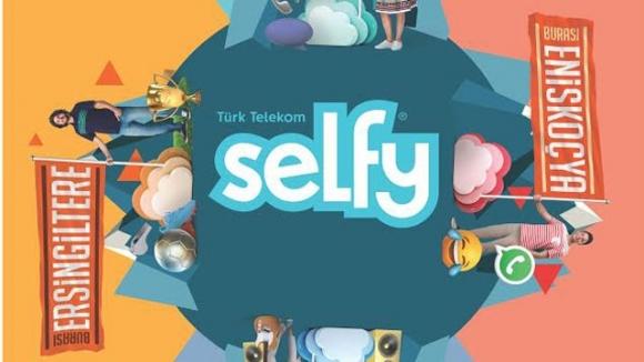 Türk Telekom'dan Gençlere Özel Selfy Hizmeti