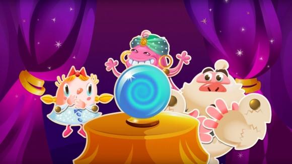 Candy Crush Saga bitmek bilmiyor!