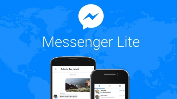 Android için Messenger Lite çıktı