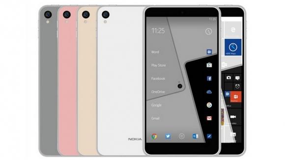 Android Nougat'lı Nokia telefonu geliyor!