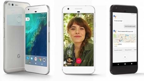 Google Pixel XL duyuruldu!