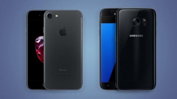 iPhone 7 – Galaxy S7 karşılaştırma (Video)