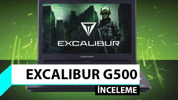 Casper Excalibur G500 inceleme